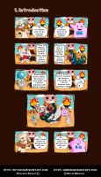 Pokemon Comic Page 1 by MySweetQueen