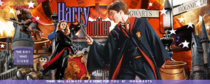 Magical Harry Potter Signature by VaLeNtInE-DeViAnT