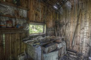 The Shed by mikemcnary