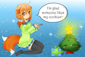 AW:: someone took the cookies by harmpink456