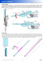 Gundam/mecha cosplay costume tutorial - Lesson 9-3 by Clivelee