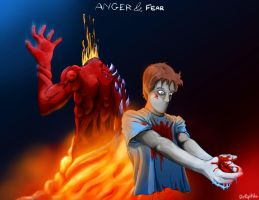 Anger and Fear by DrRiptide