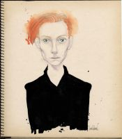 tilda swinton by sadidas