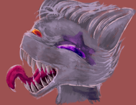 idk (30 minutes + one brush challenge) by Fluffy-Ravens