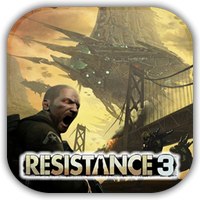 Resistance 3 Game Icon by Wolfangraul