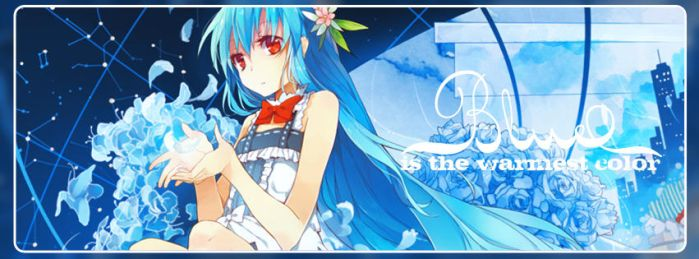 Cover facebook - Blue by mark1805