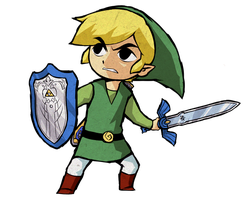 .: EPIC WW Link Art :. by Radical-Rhombus-XD