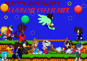 Happy Birthday Infernox by christopherberry1