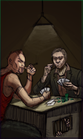 Poker Game WIP by FluorineSpark