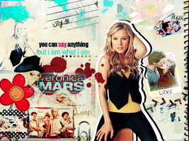 Veronica Mars wallpaper by RollingStar89