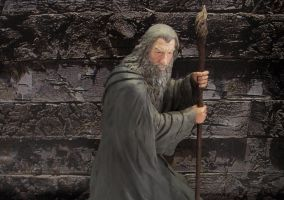 Weta Hobbit Gandalf The Grey 1/6 Statue 5 by Minas-Tirith-Hakan