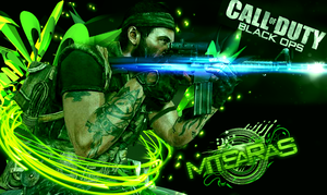 Call of Duty : Mitsaras by GFX-ZeuS