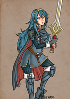 Lucina by rose-star