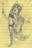 Adventure Time: Marceline by numbah3