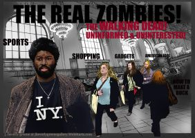 The Real Zombies Copy by jbeverlygreene