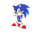 Traced Sonic by blackninga40