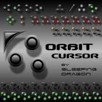 Orbit Cursor by Sleeping-Dragon