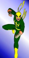 Iron Fist by X2j2012