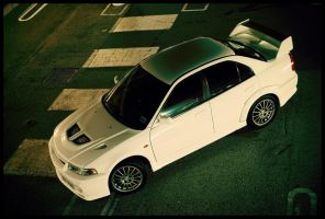 Mitsubishi Evolution VI - 2 by esemte