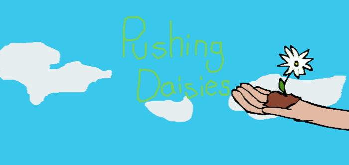 Pushing Daisies Logo by TellMeWhatYouSee