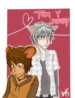 Tom y Jerry by Renkah3