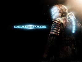 Dead Space Wallpaper by Xiox231