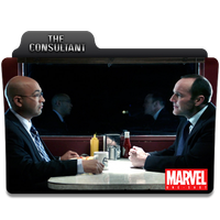 Marvel One-Shot: The Consultant v.2 by Rdamanthys