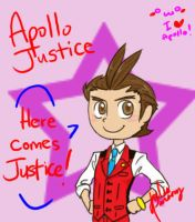 Apollo Justice by Sakura-sBodyGuard