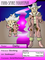 Darby: The Slowking by SOAMan
