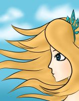 Janna- Hair In The Wind by Makitty