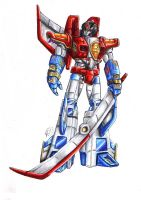 Wreckers Starscream by artemis-prime