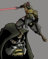 Sith Lord by Jrascoe