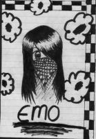 Emo by floripuppy
