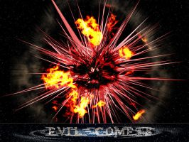 Evil Comets by DKS-Eve