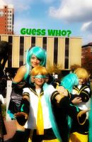Guess who? by PockyBoxxProductions