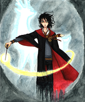 Harry Potter: Those Who Have Come Before by MikoKa