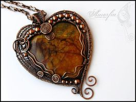 A  Heart of Gaia by amorfia