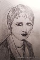Billie Dove by Ludifico