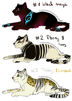 Point Adopts - Sheet 1 by Silmao