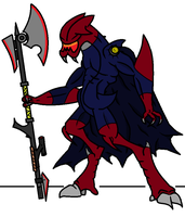 Pyron Royal Temple Guard by oozy5000