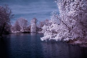 infrared sea2 by Blubdi-Photography