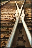 The Other side of the Tracks by darknessdenied