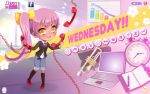 Wednesday...Cupcake by Bally-Vhern