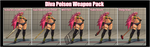 Diva Poison By BrutalAce (Weapons Pack) by BrutalAce