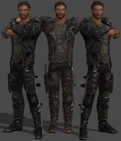 'Fallout: New Vegas' Mad Max 2015 XPS ONLY!!! by lezisell