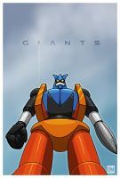 Giant - Getter Ryger by DanielMead