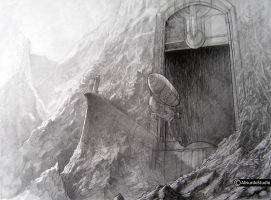 north gate...again by Absurdostudio-Krum