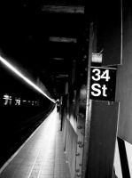 34th St. by Muted-Mathmatics