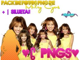 Pack Png de Miley by Biancuu