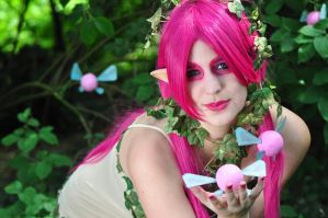 Great Fairy ~ Ocarina of Time by Sekundenzeiger